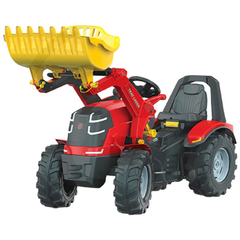 X-Trac Prémium traktor váltóval, és fékkel