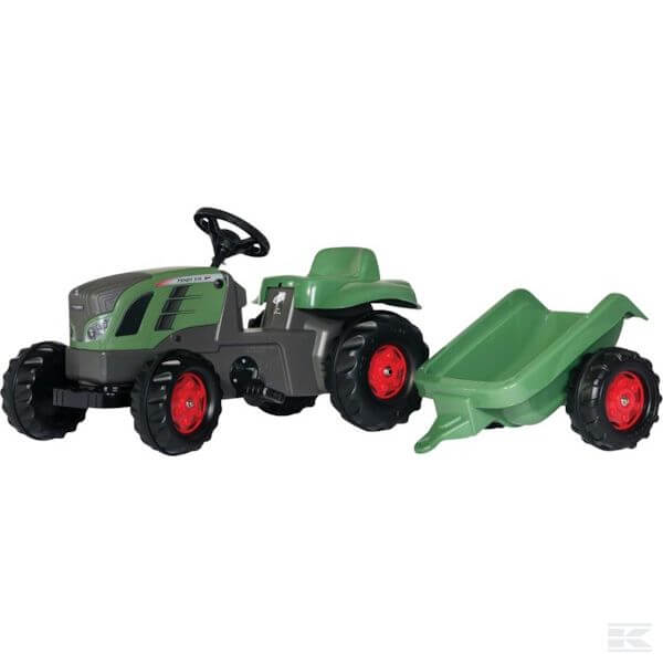 RollyKid Fendt Vario traktor pótkocsival