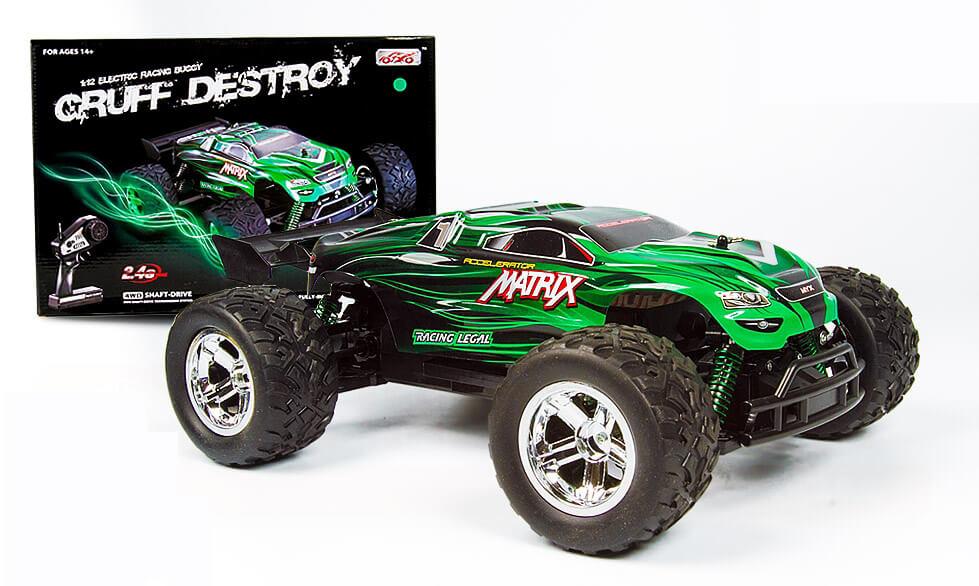 Gruff Destroy távirányítós autó