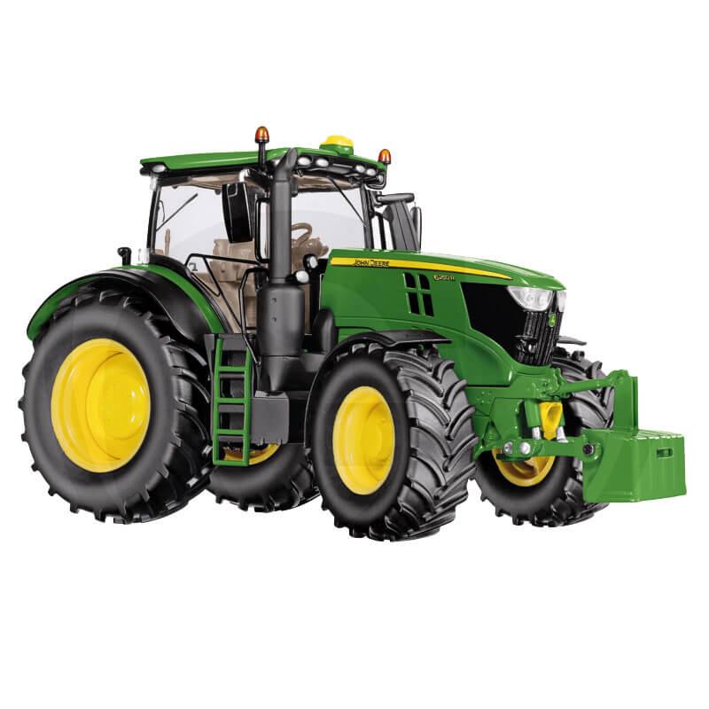 Wiking John Deere 6250R traktor